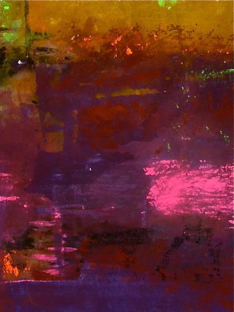 Painting Robin Sierra